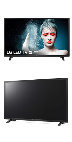 Tv hd led 32 pulgadas