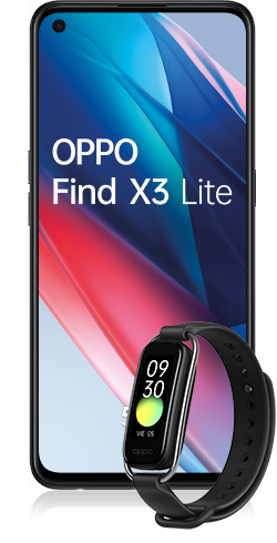 Find X3 Lite 5G + Band Style