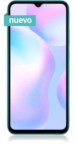 Redmi 9 AT verde