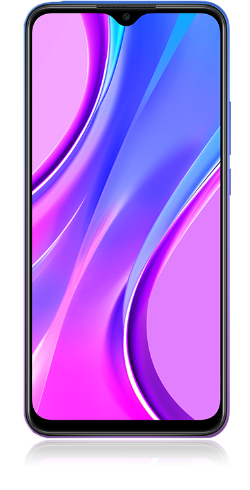 Redmi 9 sunset purple